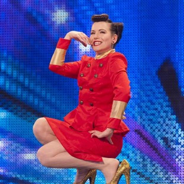 More than 70 viewers complained when Beatrix von Bourbon's BGT audition was repeated before the watershed