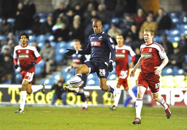 Jimmy Abdou (above) defies the stereotype of Millwall fans being prejudiced after becoming their player of the year. PICTURE BY ALAN STANFORD.