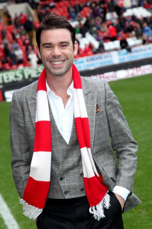 Dave Berry at The Valley