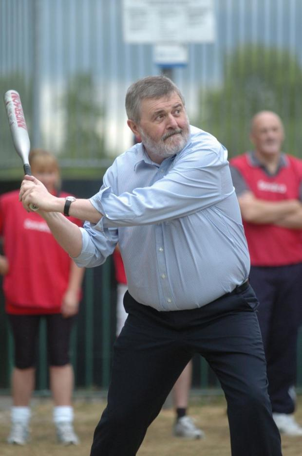 Batting for Lewisham - Sir Steve