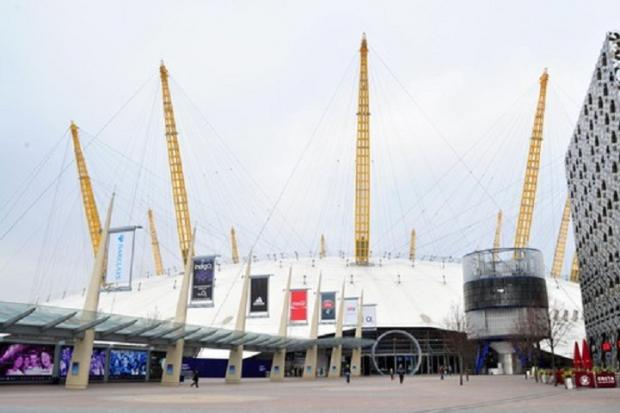 Proud2 opened at The O2 last March