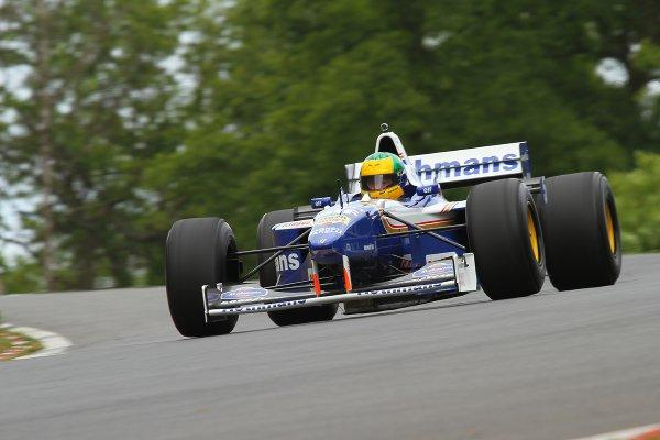 Damon Hill's world championship winning Williams will feature at the Brands Hatch masters historic festival