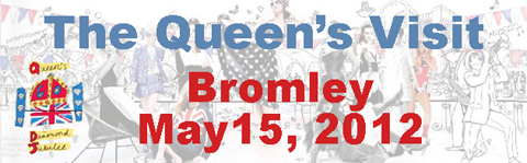 The Queen's visit to Bromley banner small 480pix
