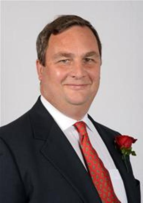 Councillor John Burden.
