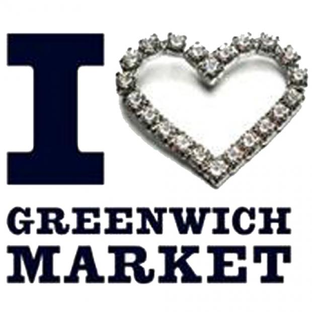 Jewellery at Greenwich Market