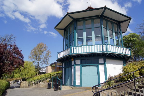 News Shopper: The revamped bandstand, picture courtesy of Horniman Museum