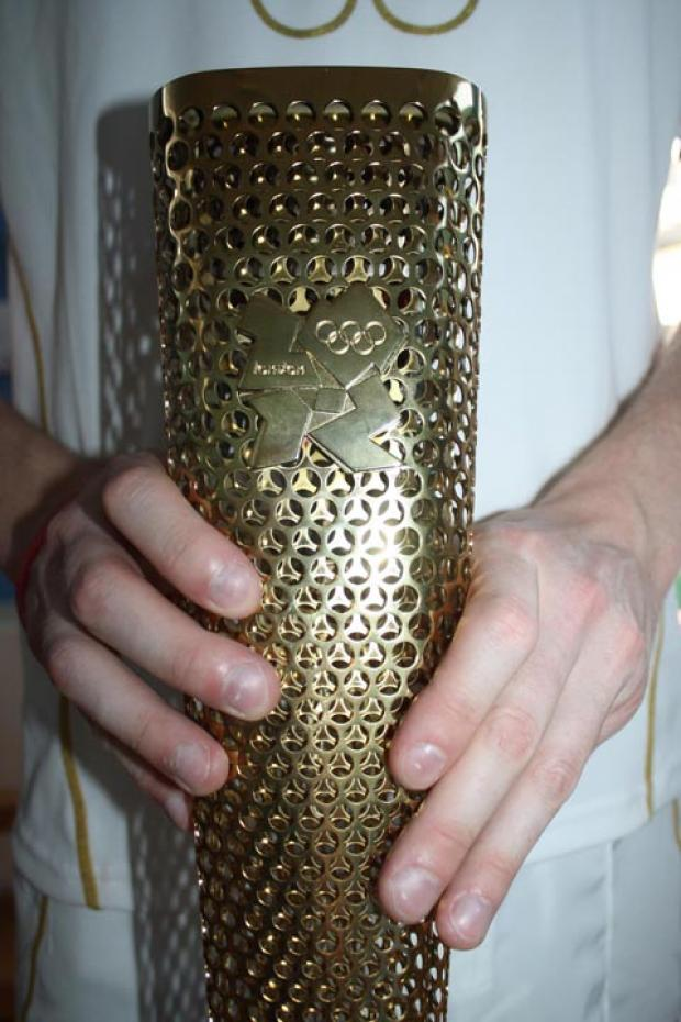 Olympic torch unlikely to be stolen in Bexley
