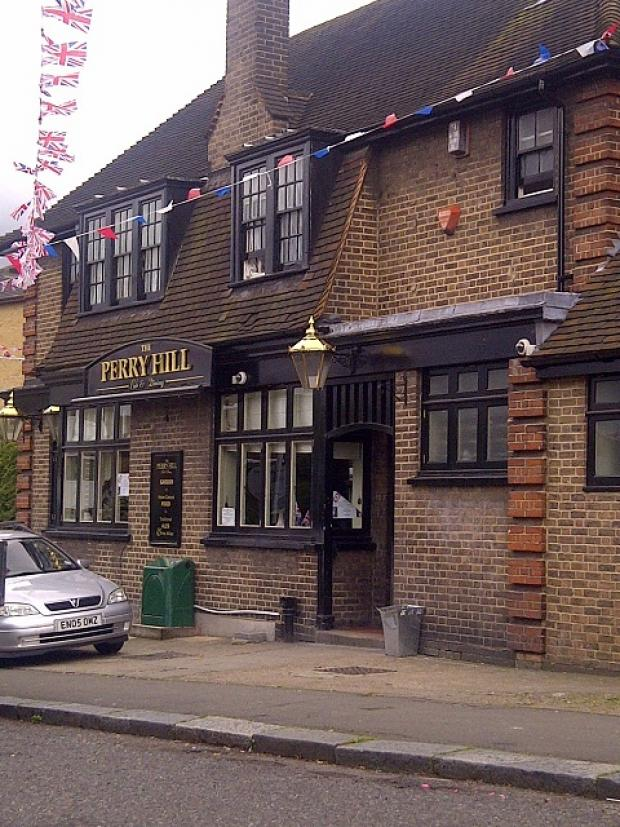 Review: The Perry Hill, Catford