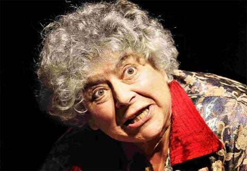 News Shopper: Miriam Margolyes