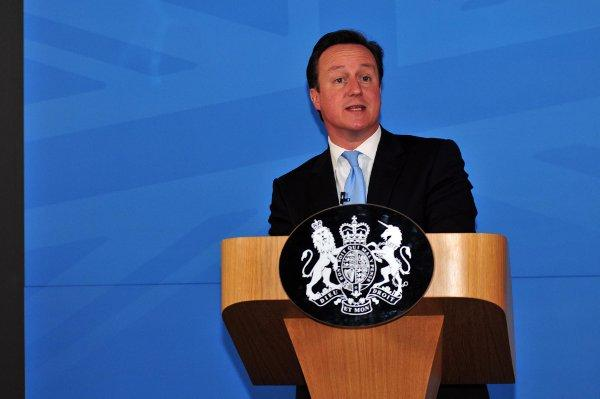 David Cameron is willing to hold an EU referendum