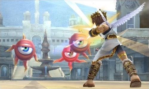 Review: Kid Icarus: Uprising 3DS