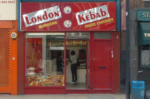 London Kebab House.
