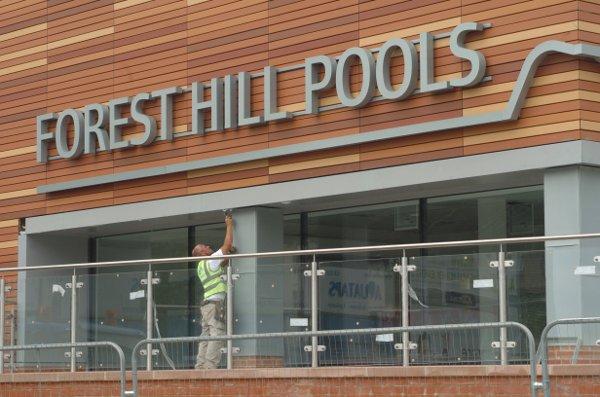 Revamped Forest Hill Pools Set To Make Big Splash