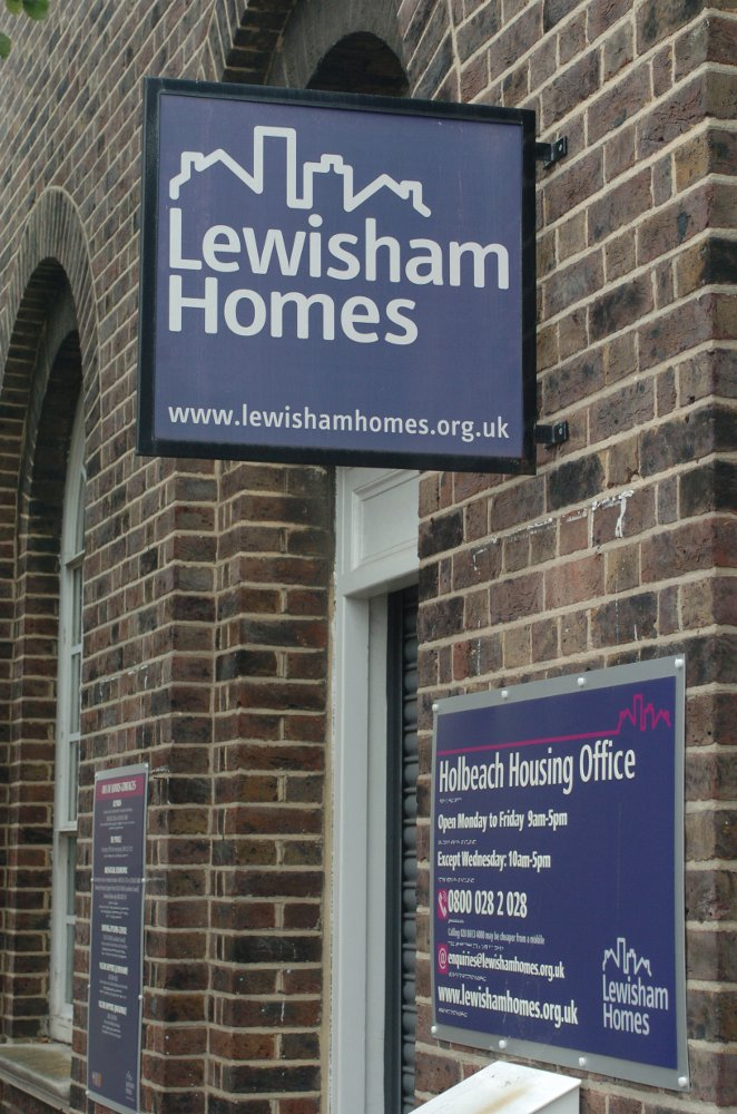 The future of Lewisham Homes will be discussed