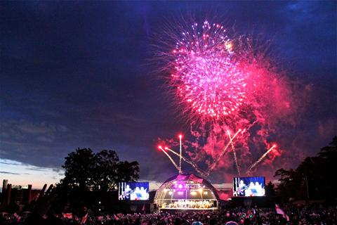 Win tickets to see Royal Philharmonic Orchestra at Leeds Castle