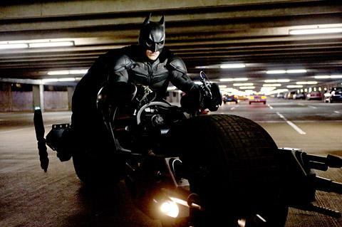 News Shopper: Christian Bale as Batman