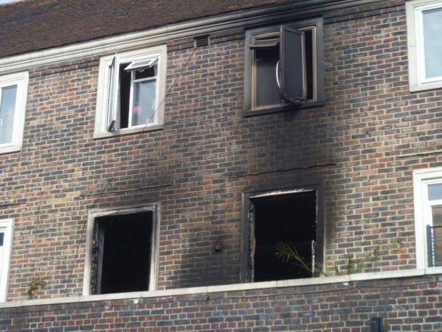Woman killed in Orpington fire