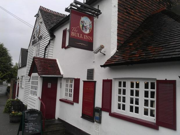 News Shopper: Review: The Bull Inn, St Paul's Cray