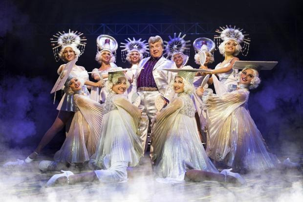 Astrologer Russell Grant to guest star in sparkly musical Grease at The Orchard Theatre, Dartford