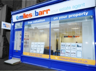 News Shopper: Miles & Barr estate agent