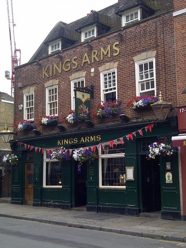 Review: Kings Arms, Greenwich