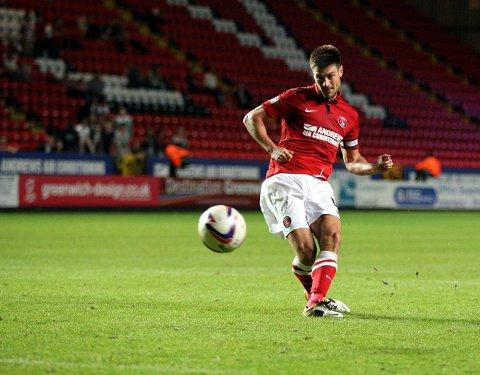 Johnnie Jackson misses his penalty. PICTURES BY EDMUND BOYDEN.
