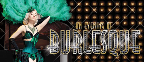Win tickets to An Evening of Burlesque at Gravesend's Woodville Halls