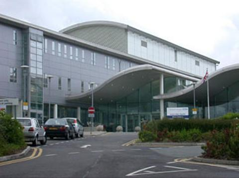 News Shopper: Darent Valley Hospital in Dartford