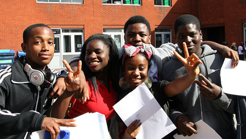 Blackheath Bluecoat Church of England School GCSE results