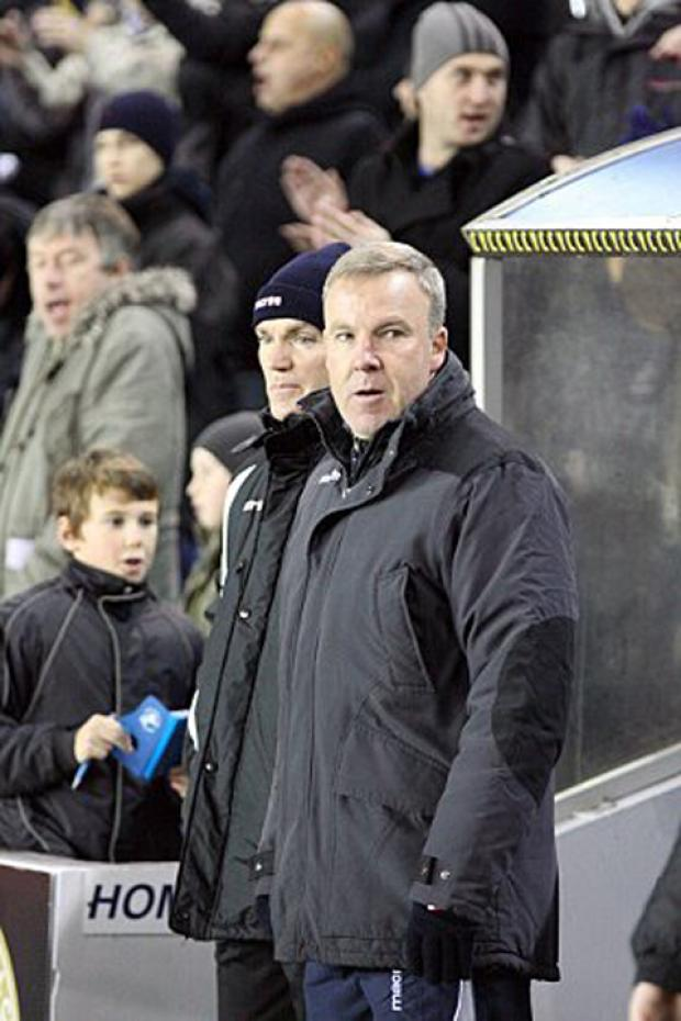 Kenny Jackett wants his side to build on Tuesday's Posh win. PICTURE BY EDMUND BOYDEN.