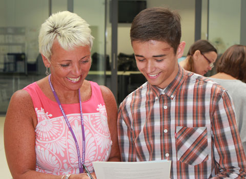 Harris Academy Falconwood GCSE results