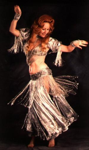 Classical Arabic belly dance class in Beckenham
