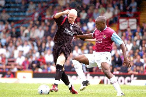 Nigel reo-Coker (right) in his West Ham days
