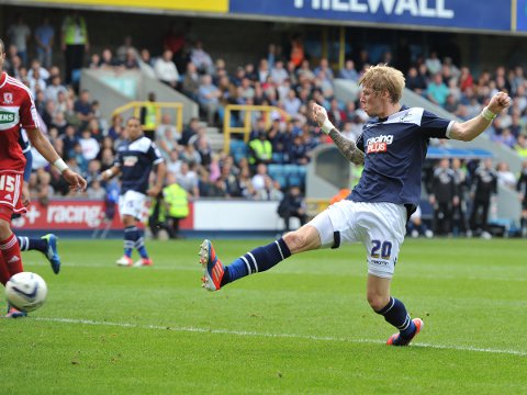 Keogh strikes again for Millwall's third