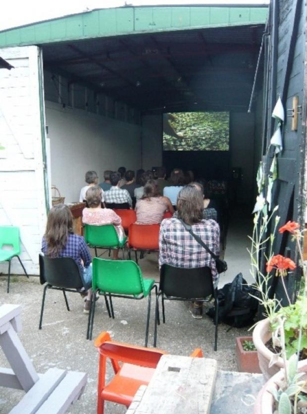 Become a Garbage Warrior and enjoy Pimms and Popcorn with a pop-up cinema in Sydenham