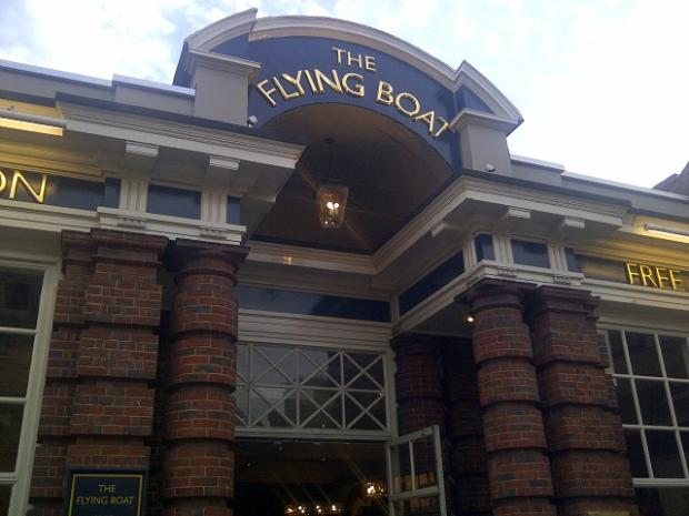 Review: The Flying Boat, Dartford