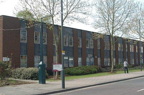 News Shopper: Council headquarters at Bexley Civic Centre