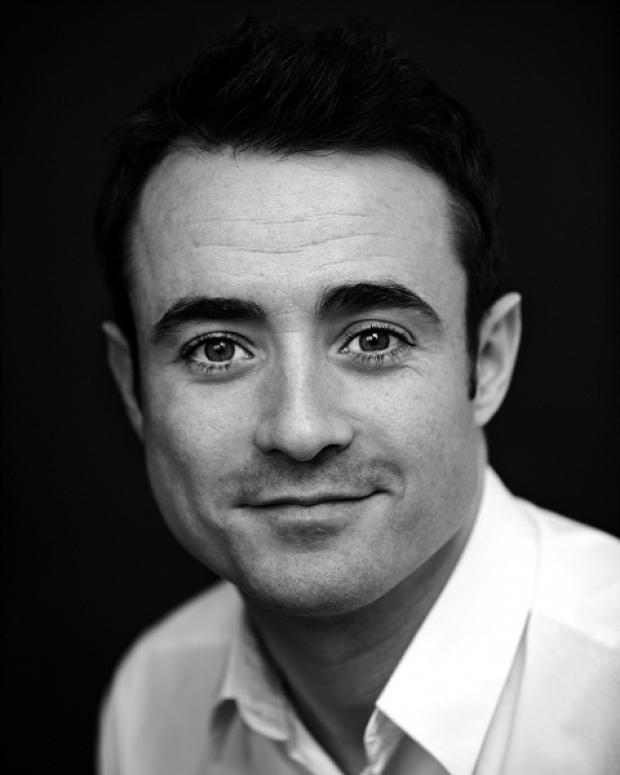 Heartbeat stud Joe McFadden hopes to terrify audiences at The Churchill Theatre, Bromley
