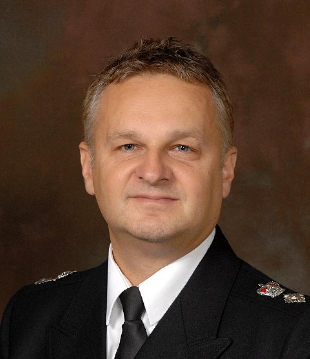 Chief Superintendent Russell Nyman
