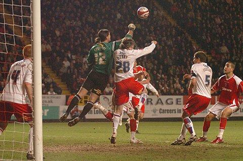 Charlton v Palace night games at The Valley have always been action packed affairs
