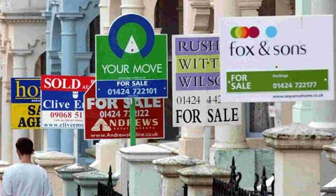 London house prices up by 16.3 per cent in just one year