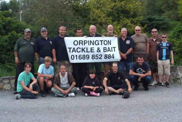 An earlier Charity Fishing Competition at Hawkhurst Fish Farm in Hawkhurst, Kent on August 26 raised £523