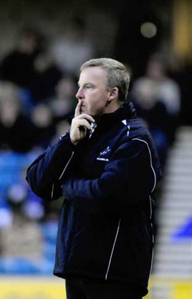 Kenny Jackett was far from impressed by his side's defending