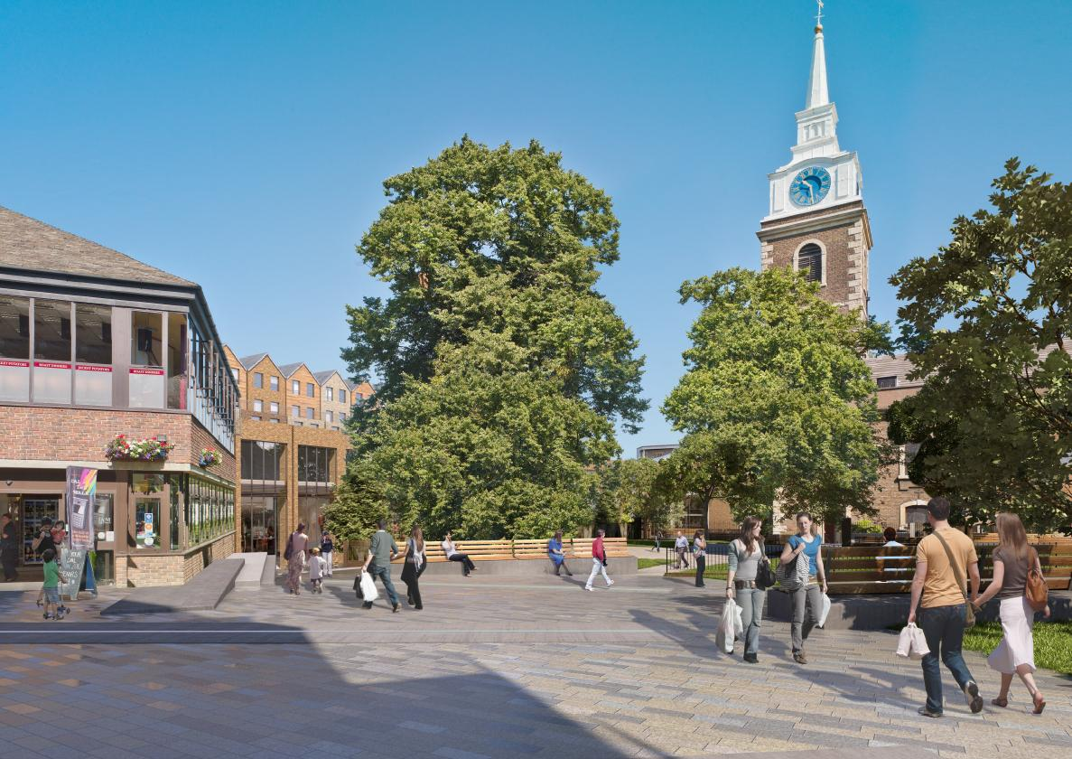 Gravesend Heritage Quarter scheme hit by 'potentially devastating' delay