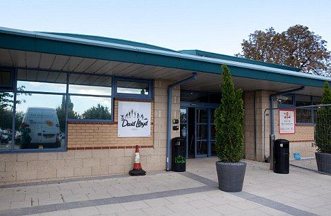 David Lloyd gym in Sidcup.