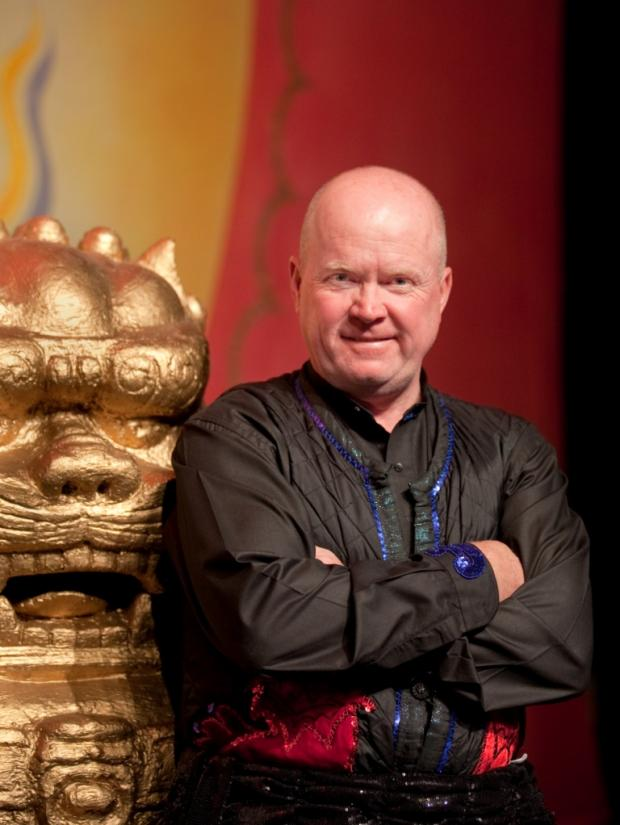 EastEnders star Steve McFadden talks Phil Mitchell and Dartford panto