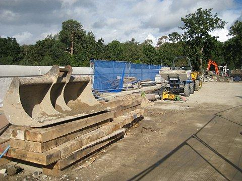 Chislehurst Road bridge set to reopen in mid-November