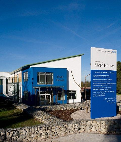 River House is the medium secure unit at Bethlem Royal Hospital