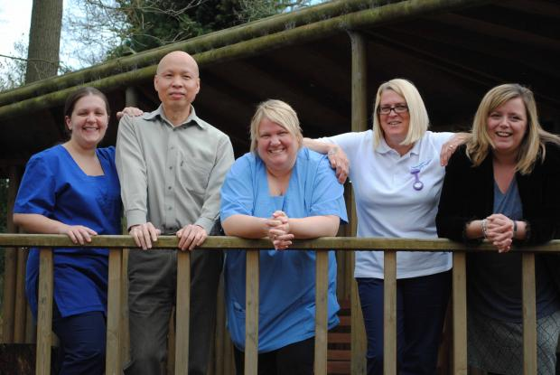Hospice Open Day