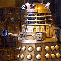 News Shopper: Dr Who's arch enemy, a Dalek